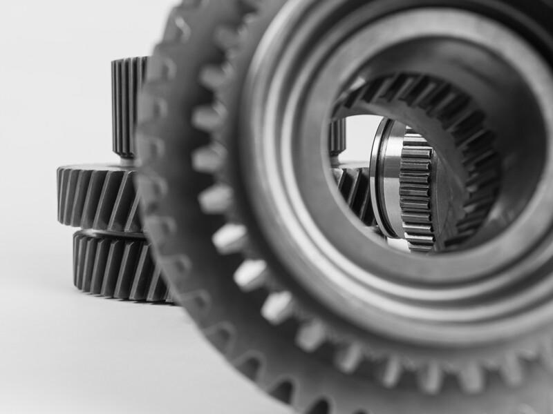 Ingranaggi cilindrici a denti diritti ed elicoidali
